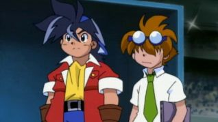Beyblade: Showdwn in Vegas