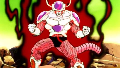 Dragon Ball Z : Frieza's Second Transformation