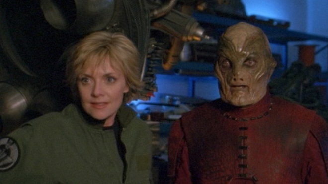 Stargate SG-1: Space Race