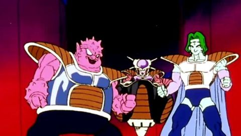 Dragon Ball Z : Frieza Defeated