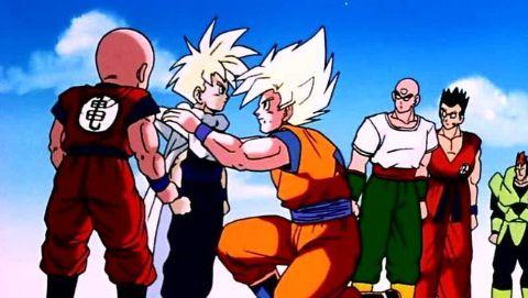 Dragon Ball Z : Faith in a Boy