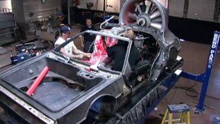Monster Garage: Delorean/Hovercraft