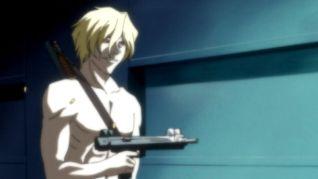 Hellsing: 03: Sword Dancer