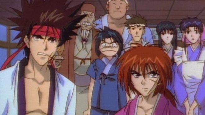 Rurouni Kenshin, Episode 61: The Juppongatana Who Remain