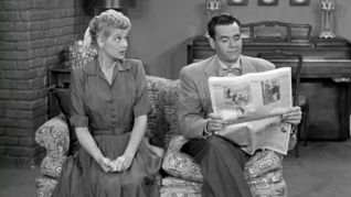 I Love Lucy: Drafted
