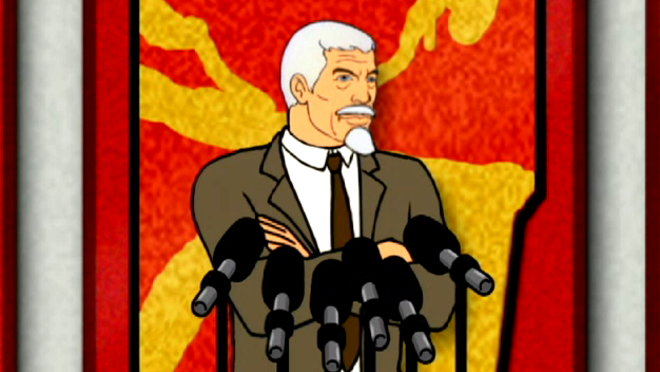 Sealab 2021: Red Dawn