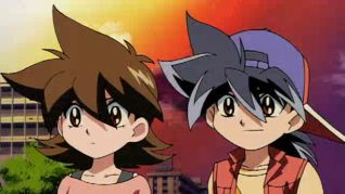 Beyblade: The Reunion Begins