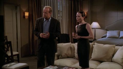 Frasier : Guns N' Neuroses