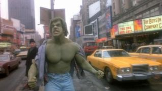 The Incredible Hulk: Terror in Times Square
