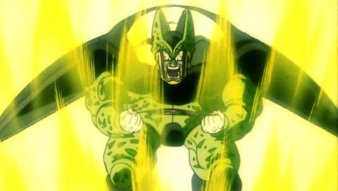 Dragon Ball Z : Cell's Mighty Break Down