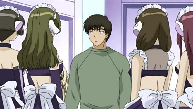 Chobits: Chi Goes Out