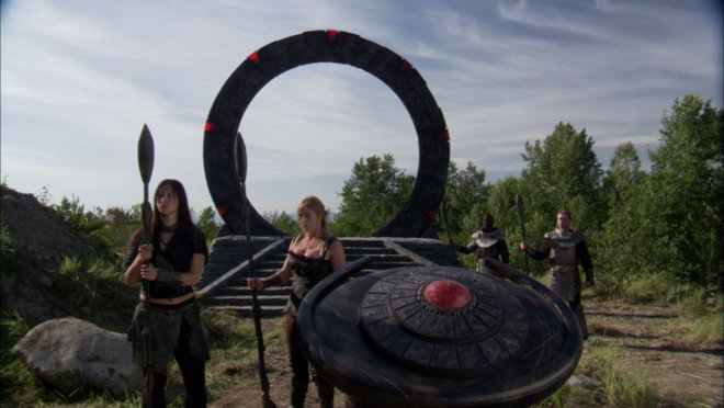 Stargate SG-1: Sacrifices