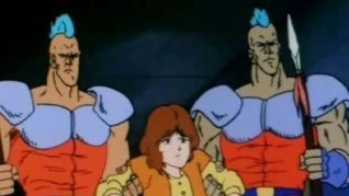 Fist of the North Star: Episode 21: The Palace of Evil in Flames! (1984)