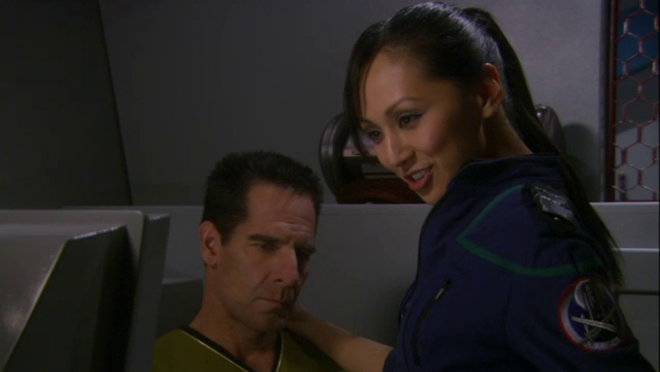 Star Trek: Enterprise: In a Mirror, Darkly, Part 2