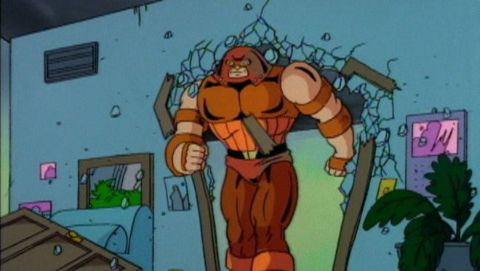 X-Men : The Juggernaut Returns