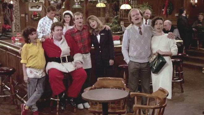 Cheers: Christmas Cheers