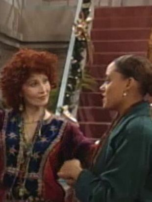 A Different World : White Christmas