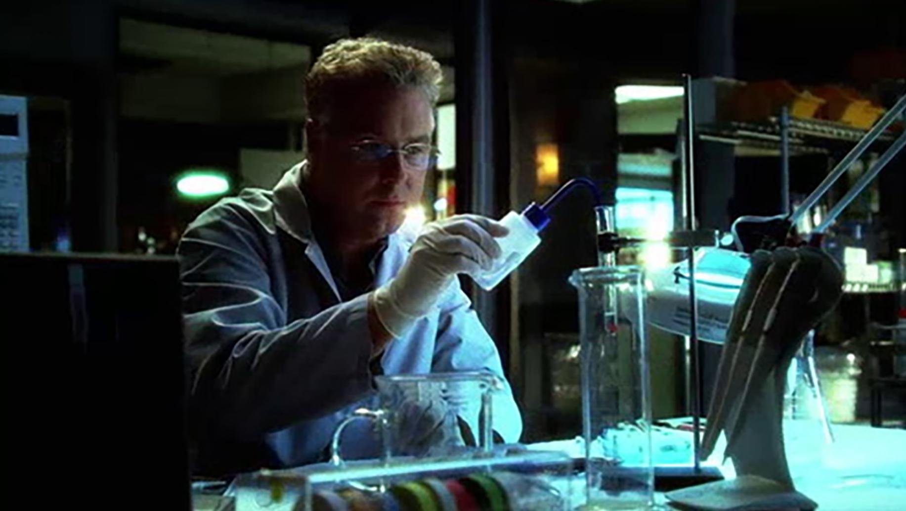 CSI: Crime Scene Investigation: Revenge Is Best Served Cold