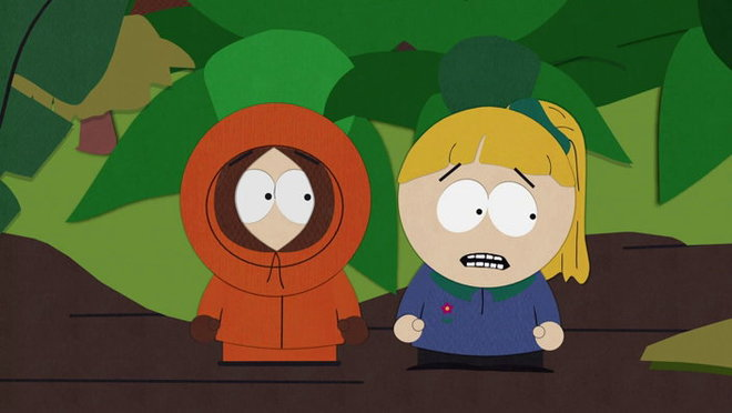 South Park: Rainforest Shmainforest
