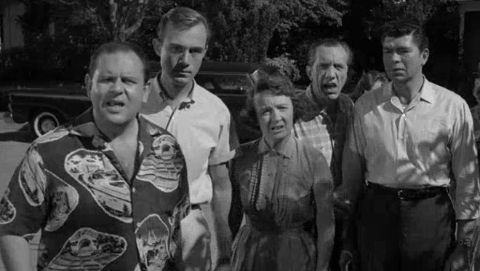 The Twilight Zone : The Monsters Are Due on Maple Street