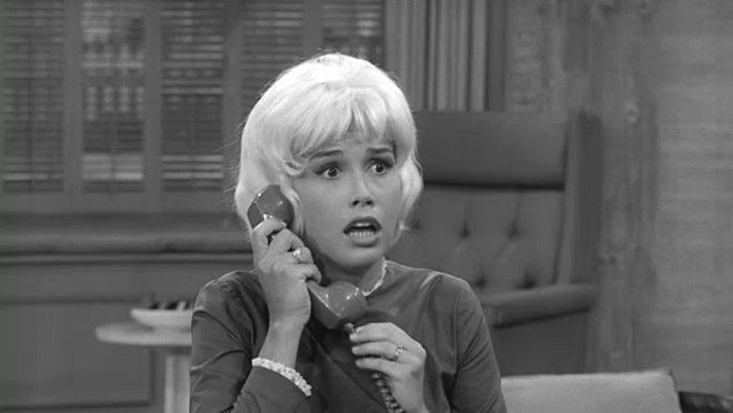 The Dick Van Dyke Show: The Blonde-Haired Brunette