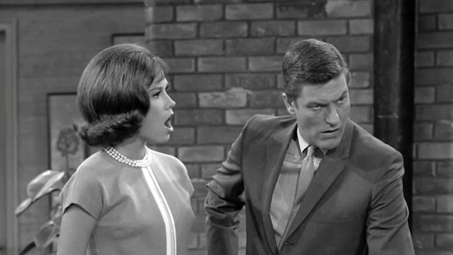 The Dick Van Dyke Show: All About Eavesdropping