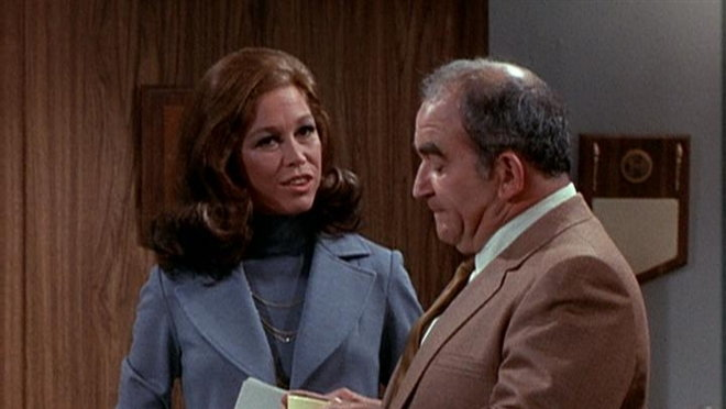The Mary Tyler Moore Show: The Square-shaped Room
