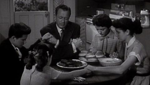 Father Knows Best : Thanksgiving Day