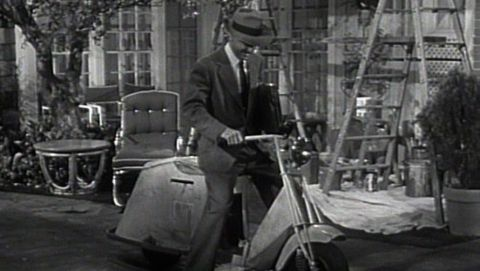 Father Knows Best : The Motor Scooter