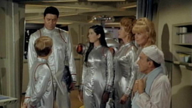 Lost in Space: The Condemned of Space