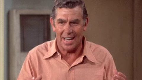 Here's Lucy : Lucy and Andy Griffith