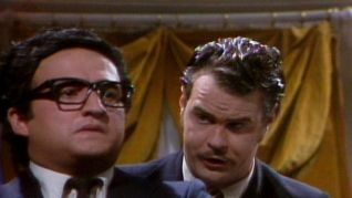 Saturday Night Live: Dick Cavett [2]