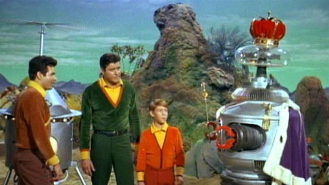 Lost in Space: The Mechanical Men