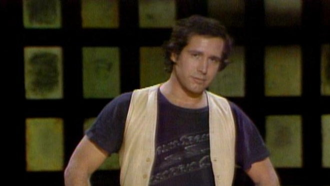 Saturday Night Live: Chevy Chase [2]