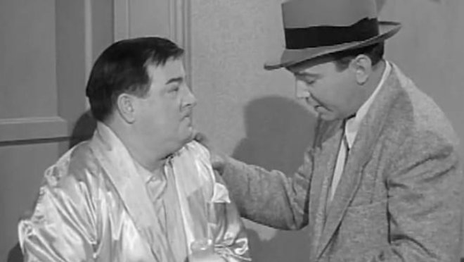 The Abbott & Costello Show: The Pigeon