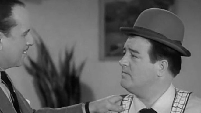 The Abbott & Costello Show: Uncle Bozzo's Visit