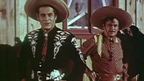 The Cisco Kid : Chain Lightning