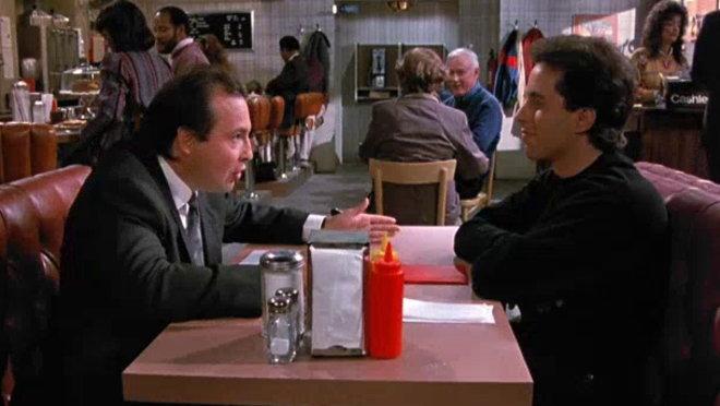 Seinfeld: Male Unbonding