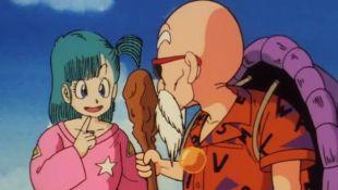 Dragon Ball : The Nimbus Cloud of Roshi