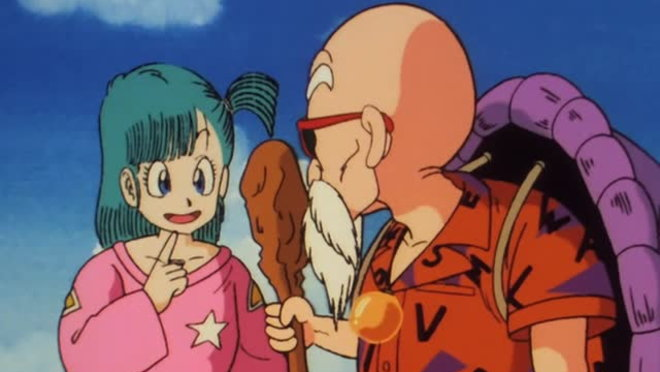DragonBall: The Nimbus Cloud of Roshi