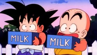 DragonBall: Milk Delivery