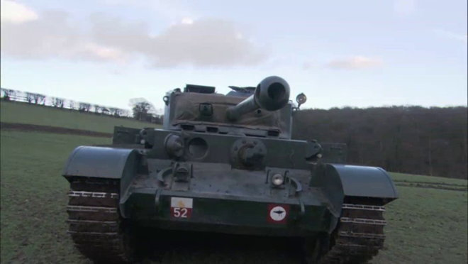 WWII Tank Overhaul: The A34 Comet