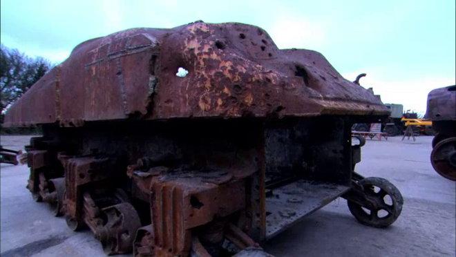 WWII Tank Overhaul: The M4 Sherman