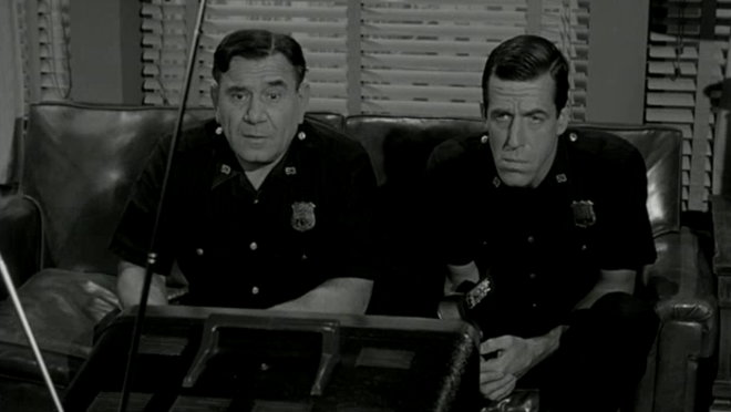 Car 54, Where Are You?: Hail to the Chief