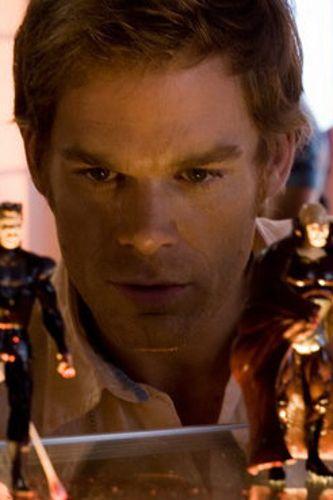 Dexter : The Dark Defender