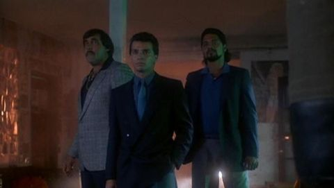 Miami Vice : Down for the Count