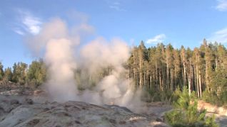 The Story of Yellowstone National Park