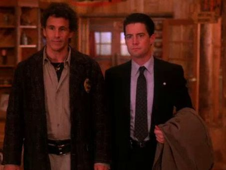 Twin Peaks : Drive with a Dead Girl