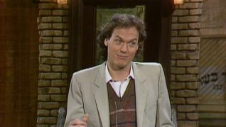 Saturday Night Live: Michael Keaton [1]