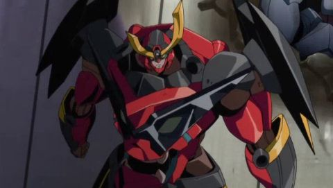Gurren Lagann : You'll Be the One to Do That!